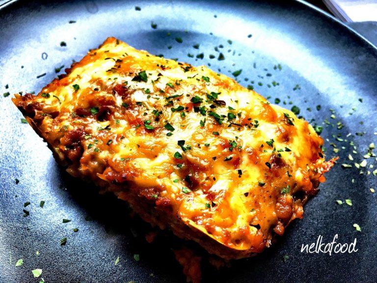 Lazane - Lasagne