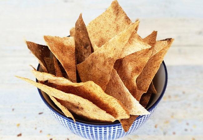 Najlepšie a najzdravšie chipsy na svete