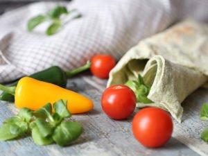 Fazuľové burrito v Lavaši - 11