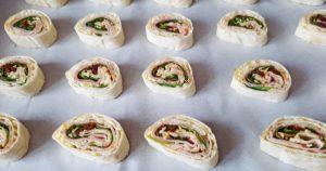 Pizza slimáky z Lavaša
