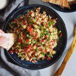 Šalát Tabouleh s Lavašom