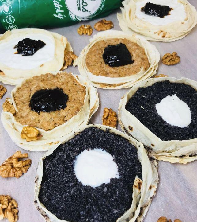 Lavaš moravské koláče