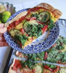 Vegánska pizza