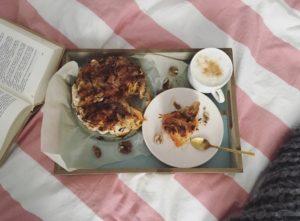 Tekvicovo-jablkový koláč