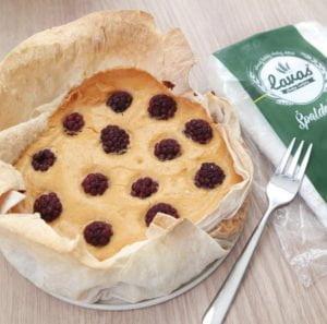 Tekvicovo-mandľový koláč