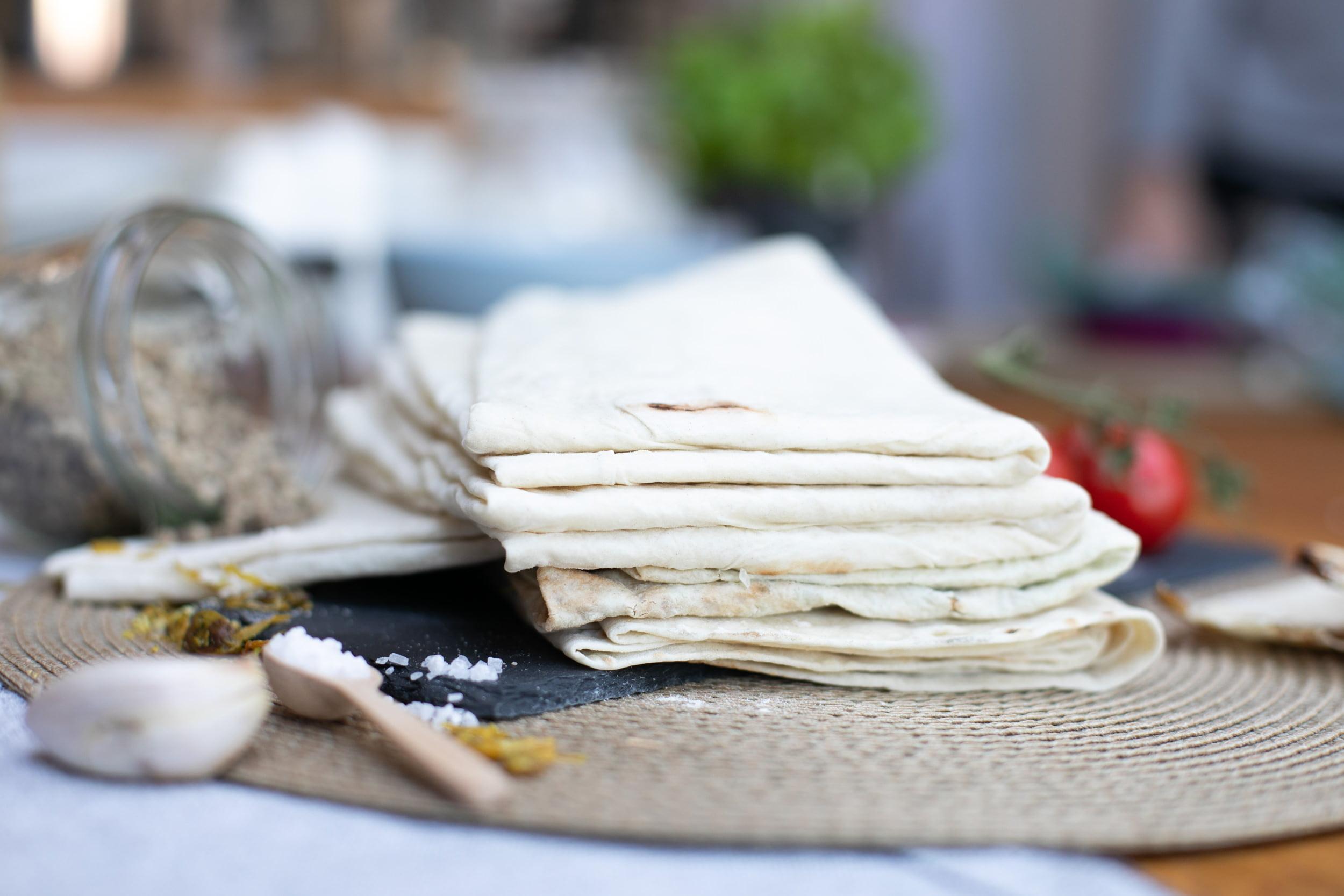 Lavaš chlieb a jeho benefity