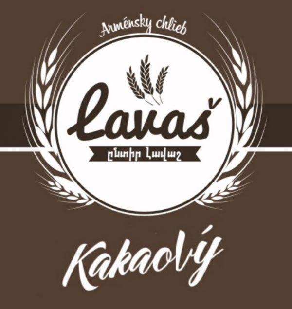 Lavaš Špaldový Kakao 450g (3ks)